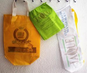 Bolsas y tulas reutilizables ecologicas