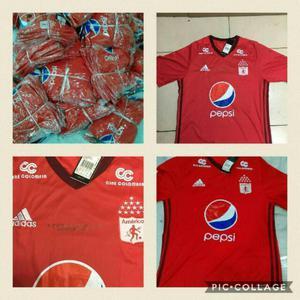 Camiseta América Roja de Hombre
