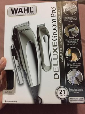 Maquina Wahl Deluxe Groom Pro