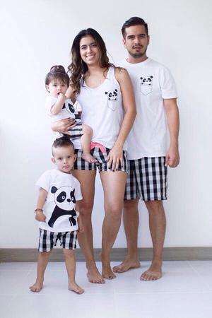 Pijamas tendencia familiar
