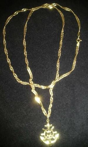Vendo cadena oro italiano 12.5 gramos inf: