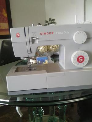 maquina de coser singer heavy duty