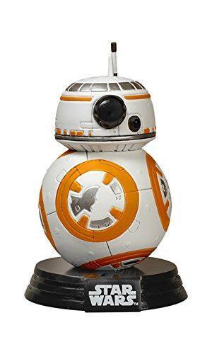 Funko Pop! Star Wars Ep Pop! Star Wars: Ep7 Bb-8
