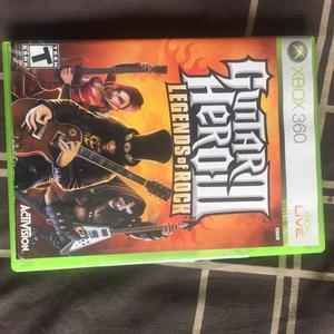 Juego Guitar Hero 3 Original Xbox 360
