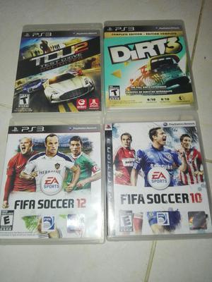 Video Juegos Originales Ps3