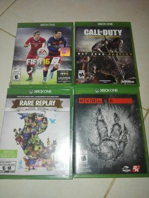 Video Juegos Originales Xbox One