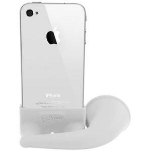 Blanco Amplificar Altavoces Para Apple Iphone 4/4s