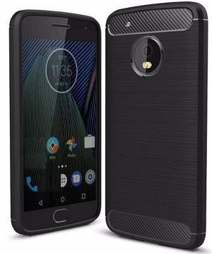 Forro Protector Funda Motorola Moto G5 Plus / G5 +vidrio9h