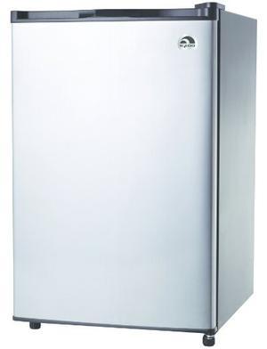 Igloo Fr465 De 4.6 Pies Cúbicos Refrigerador, Puerta De Ace