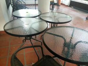 Mesas en vidrio templado con base incluida para tv posot - Mesas de vidrio templado ...
