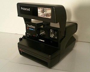 Polaroid Onestep Close-up 600 Cámara Instantánea