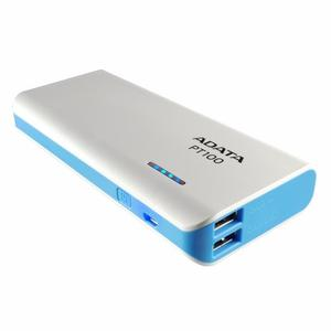 Power Bank Bateria mah/2a, Adata Pt100 Neg/blac