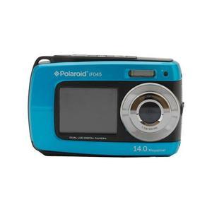 Prueba Cámara De Polaroid Doble Pantalla If045-azul Agua
