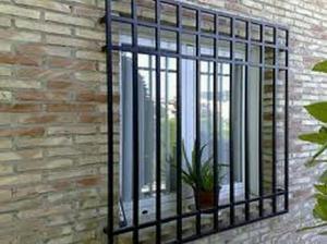 Se hacen rejas puertas ventanas antejardines posot class - Proteccion para casas ...