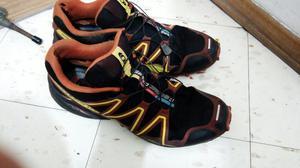 Remato Zapatos Salomon Talla 10us