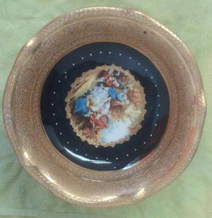 Porcelana capodimonte la trampa italiana 100 posot class for Porcelana italiana