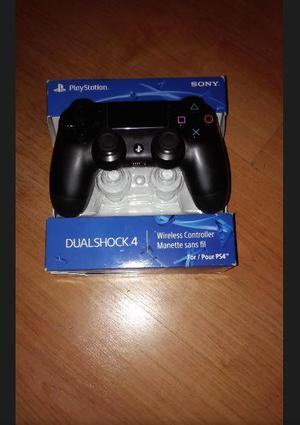 Control inalambrico DUALSHOCK para PS4