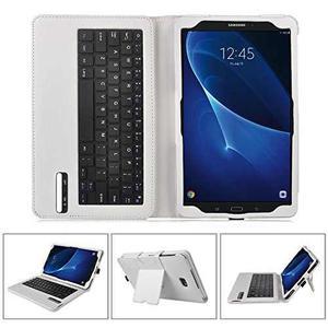 Ivso Samsung Galaxy Tab 10.1 Un Caso Teclado - Ultra-delgad