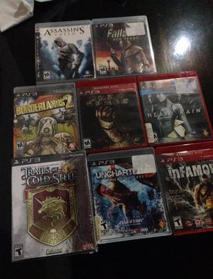 Juegos PS3 desde $. Escucho ofertas via chat inbox