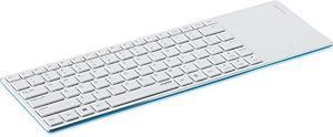 Rapoo | Ep Bu-5g Wireless Mini Teclado Del Touchpad - S