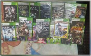 Vendo Juegos para Xbox 360 Originales