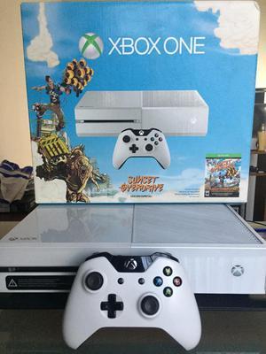 Vendo Xbox One 500Gb Blanca, Cascos Xbox