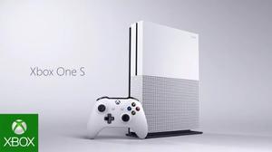 Xbox One S 2 TB con 2 controles