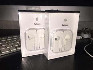 Earpods Originales iPhone 5s 6 6s 7 iPad