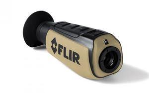 Flir Systems Explorador Iii-320 De La Cámara Termográfica,