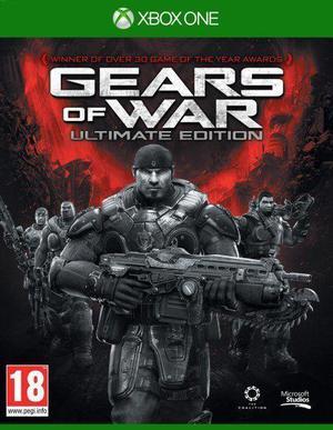 GEARS OF WAR ULTIMATE EDITION XBOX ONE, PERFECTO ESTADO