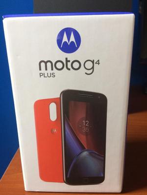 Motorola Moto G4 Plus NUEVOS CAJA SELLADA 1 Año Garantía