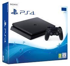 PS4 Slim 2 Controles y 3 Juegos