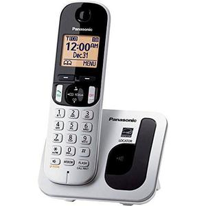 Panasonic Dect 6.0 Kxtgc210s 1-auricular 1-línea De