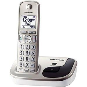 Panasonic Kx-tgd210n Dect  Ghz Expandible Teléfono I