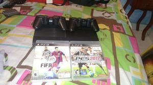 Ps3 Supler Slim 300 Gb
