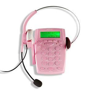 Teléfono Agptek Call Center Teclado Telefónico Con Cable