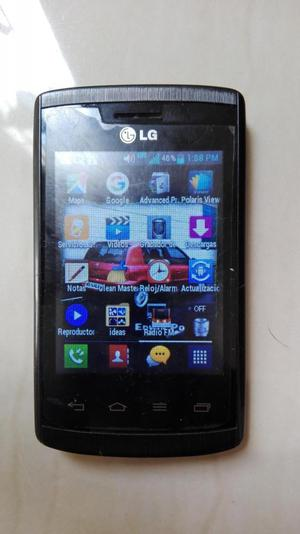 Vendo LG Optimus L1 II Excelente Estado