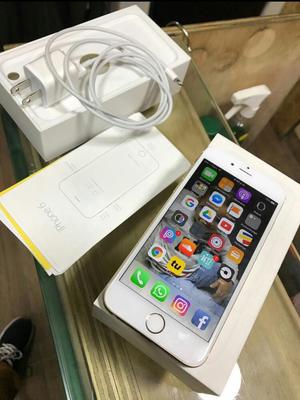 Vendo O Cambio iPhone 6 Dorado de 16Gb