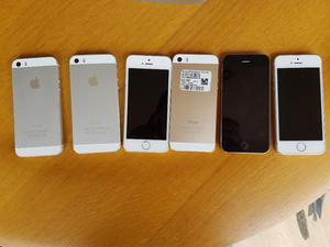 iPhone 5s Todos Los Colores 16 Y 32gb