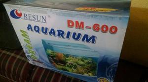 Acuario de Lujo Importado Resun Dm600