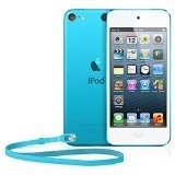 Apple Ipod Touch 16 Gb Blue (5th Generation) Mp3 !