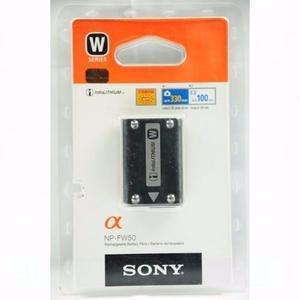 Bateria Pila Sony W Np- Fw50 Luz Led Camaras Filmadoras
