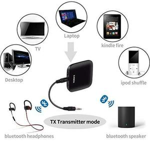 Bluetooth Transmitter,sgrice 2-in-1 Wireless !