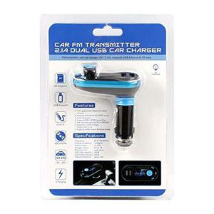 Bosjett Bluetooth Fm Transmitter, Hands-free Car !