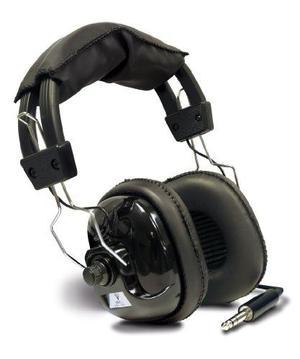 Bounty Hunter Head-pl Detector De Metales Auriculares