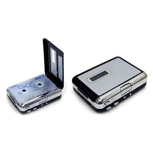 Eas Audio Usb Portable Cassette Tape-to-mp3 Player !