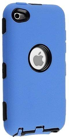 Eforcity Hybrid Case For Ipod Touch 4g (black !