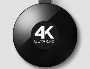 Google Chromecast 3 Ultra 4k  Semanas De Uso En Caja