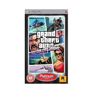 Grand Theft Auto Vice City Stories (psp)