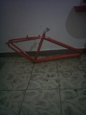 Marco Bicicleta Todo Terreno en Aluminio